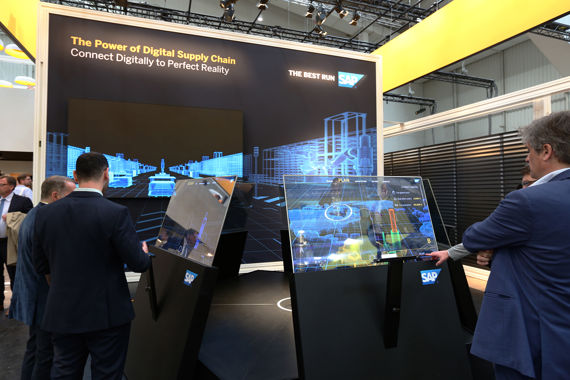 Sap Events 2020.Sap Interactive Showcase Augmented Intelligence At The